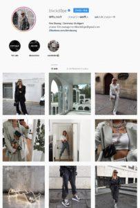 ストリート系ファッションインスタグラマーの紹介画像