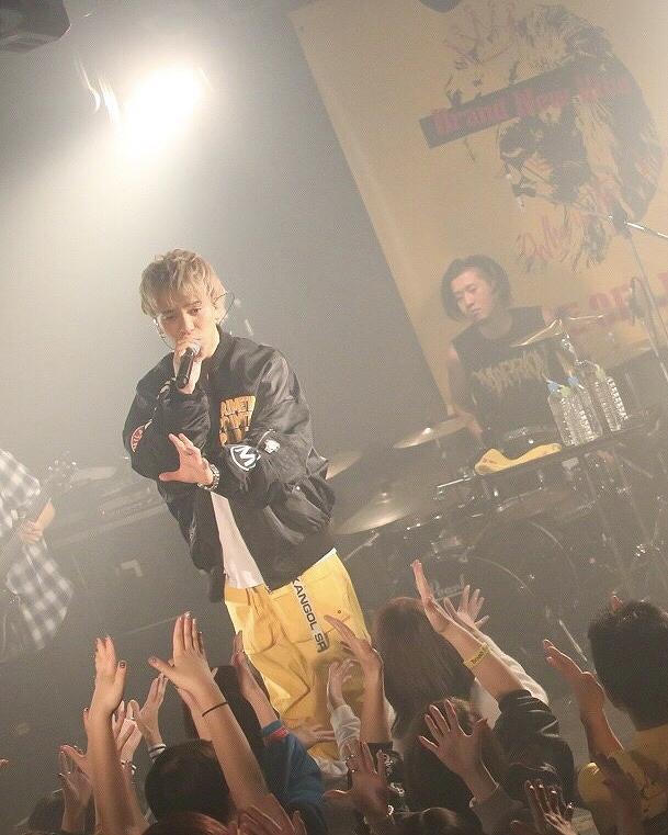 Brand New Vibes 敬太郎 × PCTOKYO 着用写真202002-06
