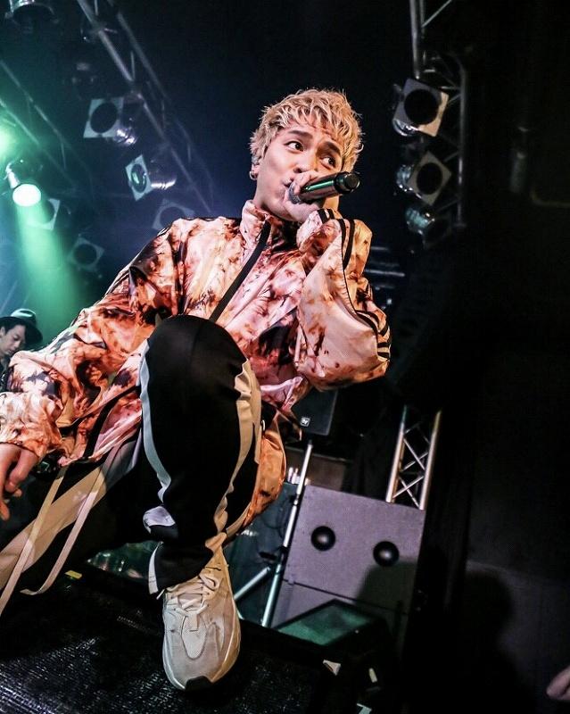 Brand New Vibes 敬太郎 × PCTOKYO 着用写真202002-16