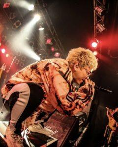 Brand New Vibes 敬太郎 × PCTOKYO 着用写真202002-17