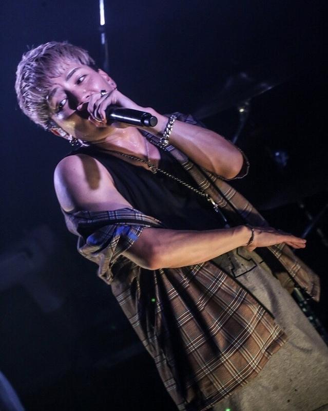 Brand New Vibes 敬太郎 × PCTOKYO 着用写真202002-23