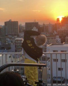 Brand New Vibes 敬太郎 × PCTOKYO 着用写真202002-04