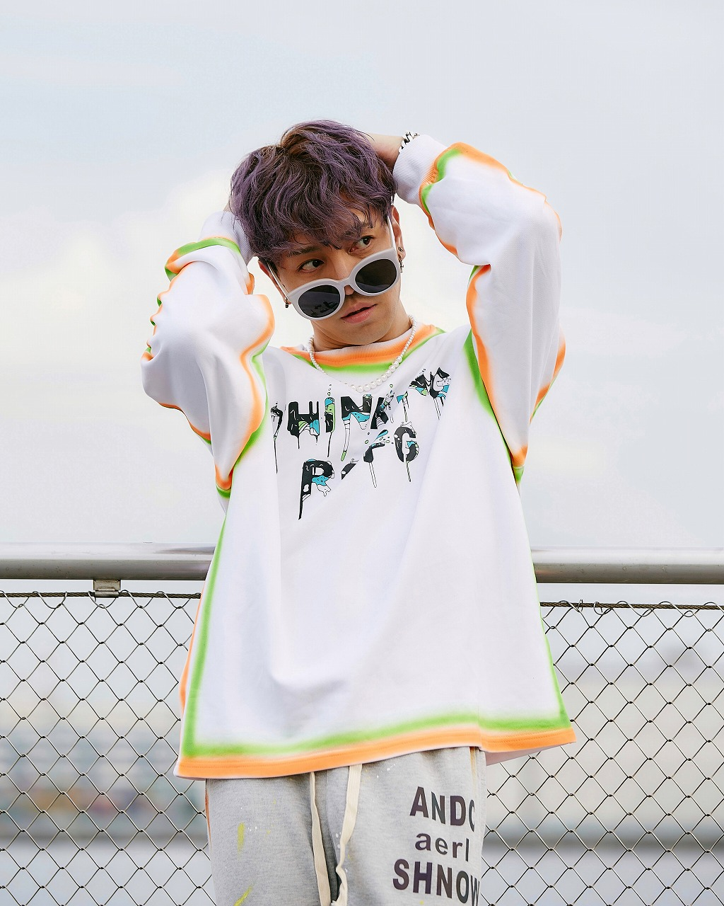 BRAND NEW VIBE敬太郎 X PCTOKYO 202009写真4